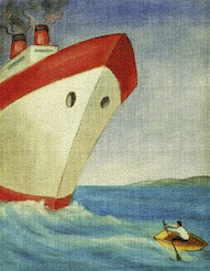 big ship competition