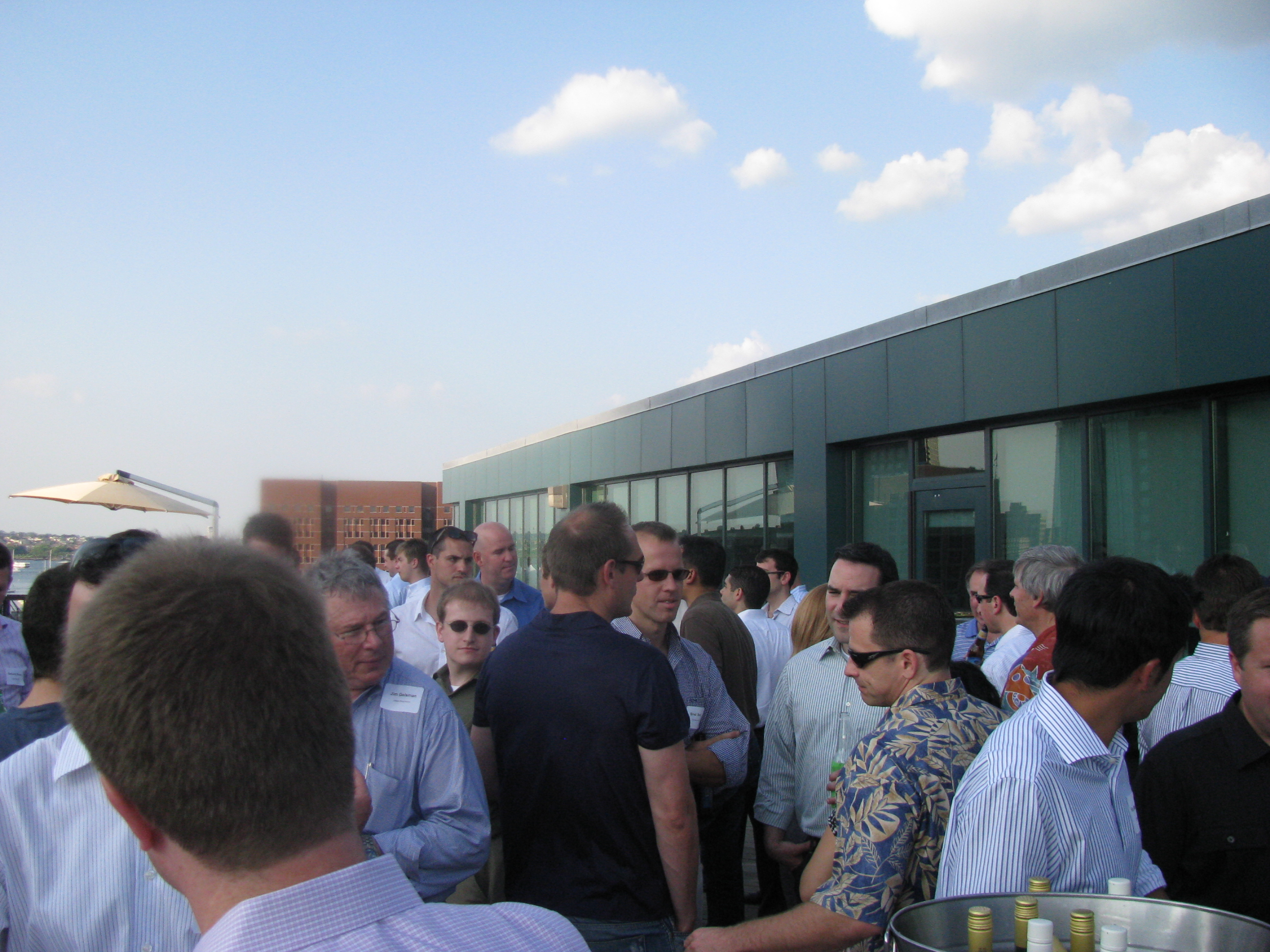Openview Hosts Meet And Greet For Boston Vcs And Entrepreneurs And