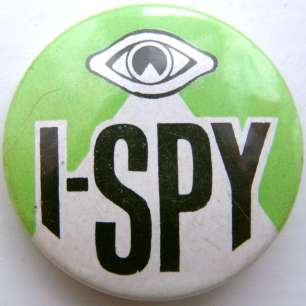 image: I Spy