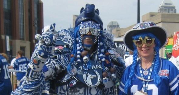 Colts Super Fans