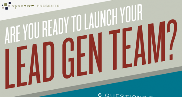 launching a outbound lead generation team
