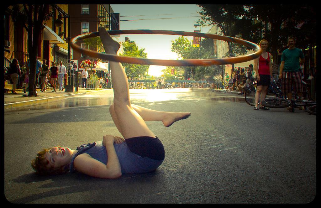 Hula Hoop, Brooklyn {ftf 01}{020/365}