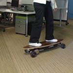 skateboard office