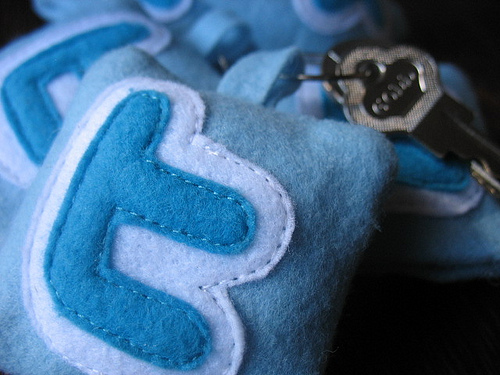 keys to twitter