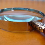 Magnifying glass 1/5