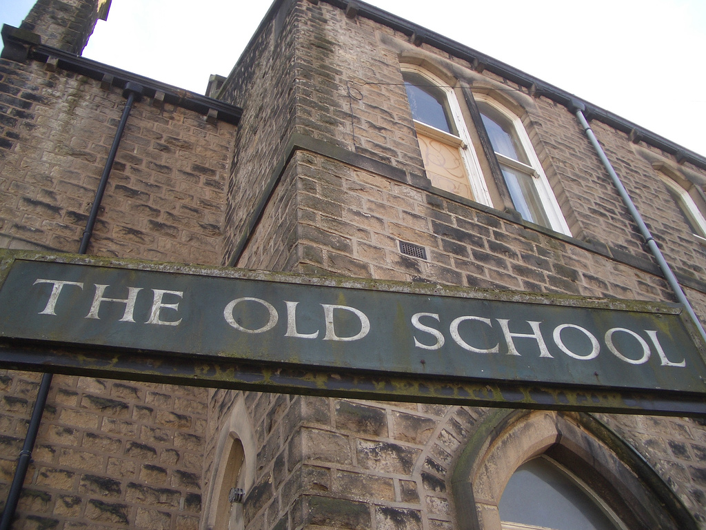 The Old School, Upper Mill, Saddleworth