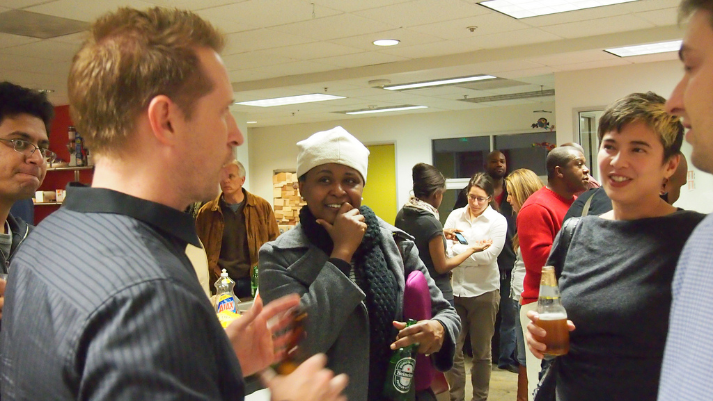 Black Founders Meetup at 500 Startups in Mountain View