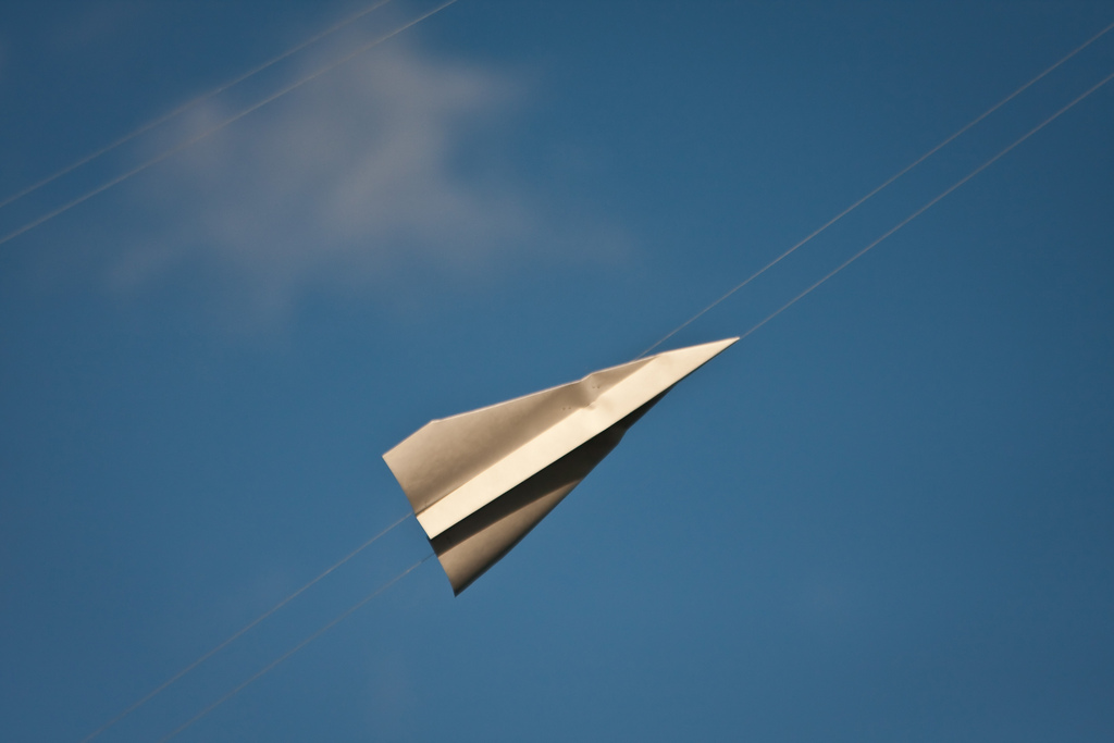Paper Plane1