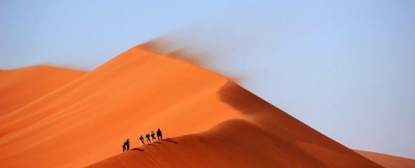 sand dune people