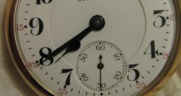 Railroad watch