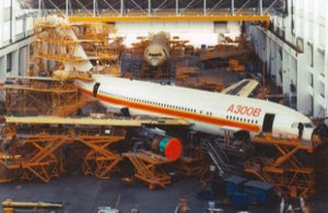 Airbus product strategy