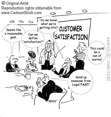 What is customer perception and why is it important