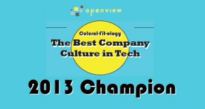 The Best Company Culture in Tech: HubSpot | OpenView Labs