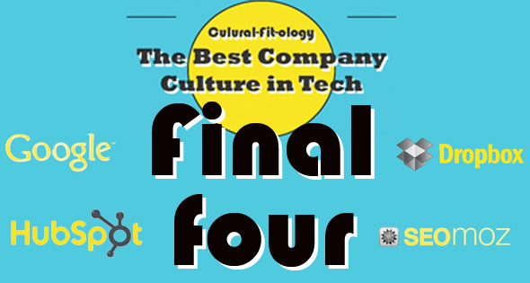 The Best Company Culture in Tech: March Madness Final Four