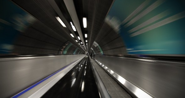 Tube station Hyperdrive