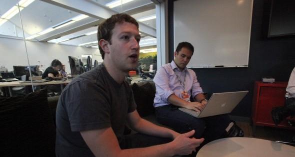 Mark Zuckerberg interviewed by Financial Times, Scobleizer, and Techcrunch