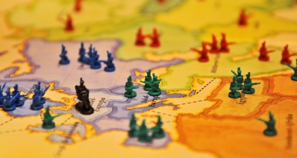 Playing 'Risk'