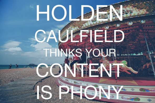 Are You Pushing Phony Content? 3 Keys to Authentic Content Marketing