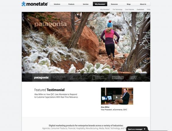 Monetate Customer Success Stories