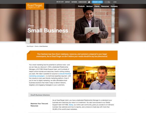 ExactTarget Customer Success Stories