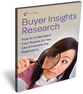 buyer insights research