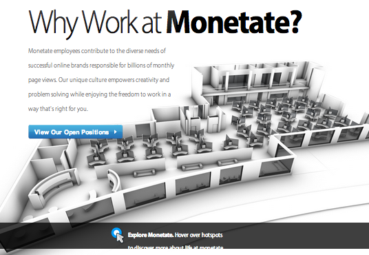 Why Work at Monetate?