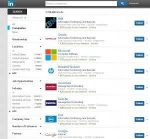 LinkedIn Top-Down Market Sizing