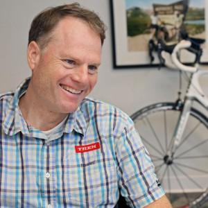 John Burke, Trek