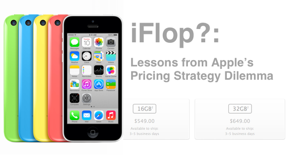 Lessons from the Apple iPhone Pricing Strategy