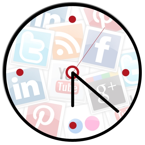 Clock's Ticking: What is the Best Time to Post to Social Media?
