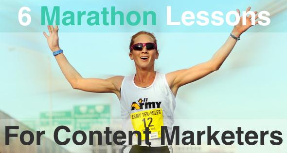 6 marathon lessons