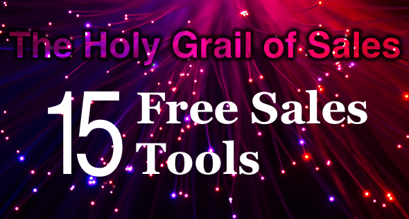 15 Free Online Sales Tools | OpenView Labs