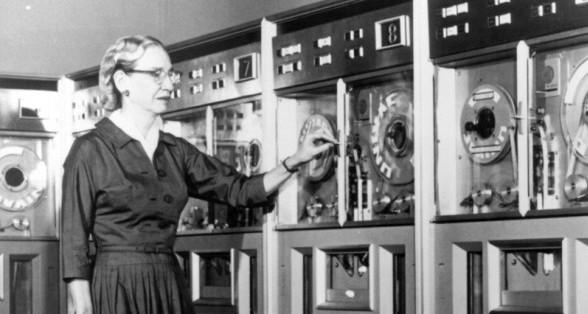 Grace Hopper: An Inspirational Female Tech Role Model