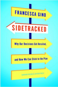 Sidetracked book cover