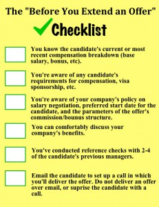 "Download the ""Before You Extend an Offer"" checklist."