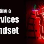 services mindset