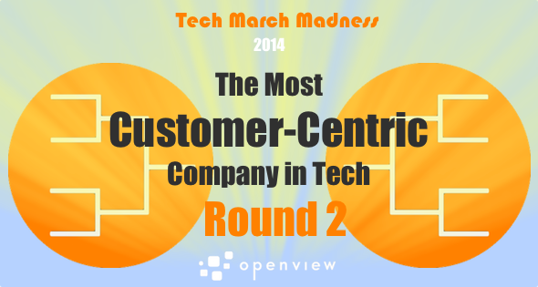 Tech March Madness Round 2