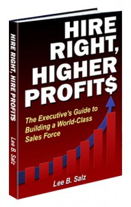 Hire Right, Higher Profits cover