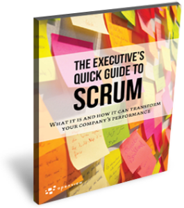 Free Ebook: Executive's Quick Guide to Scrum