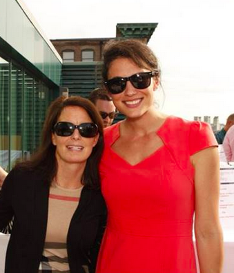 Jenn McAuliffe, the VP of Sales at Sonian, and I caught up at OpenView's recent workshop event