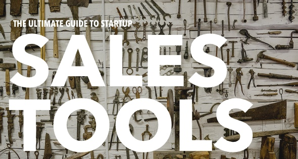 The Ultimate Guide to Startup Sales Tools | OpenView Labs