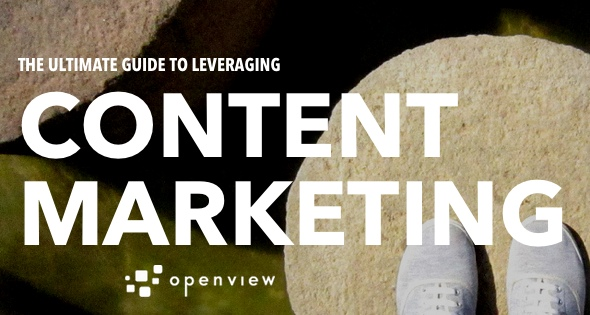 Ulimate Content Marketing Resources Guide | OpenView Labs