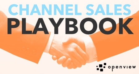 channel sales playbook