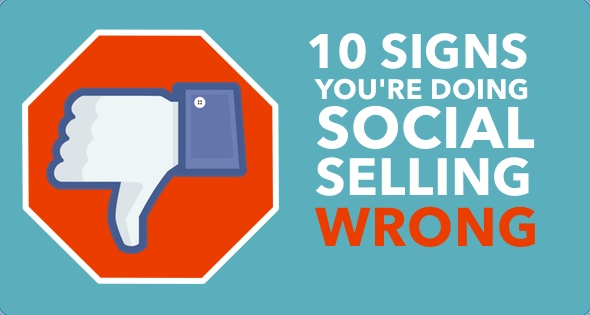 10 Signs You're Doing Social Selling Wrong   OpenView Labs
