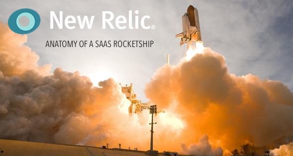 new relic_saas rocketship
