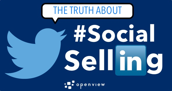 Social Selling Webinar with Jill Rowley   OpenView Labs