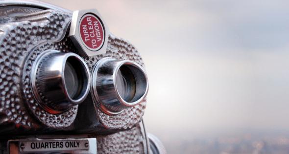 Tower Optical binocular