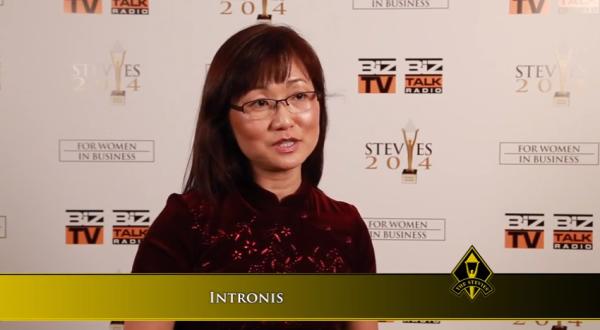 Jasmine Lombardi: Stevie Award for Women in Business | OpenView Blog