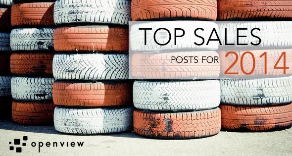 Top 10 Startup Sales Posts of 2014