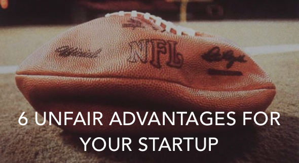 Deflate-gate startup advantages